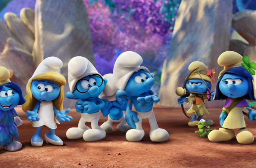 «Os Smurfs» reforçam catálogo do serviço Nick+
