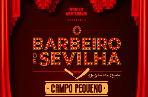 Qultura: Ópera «O Barbeiro de Sevilha» atua no Campo Pequeno