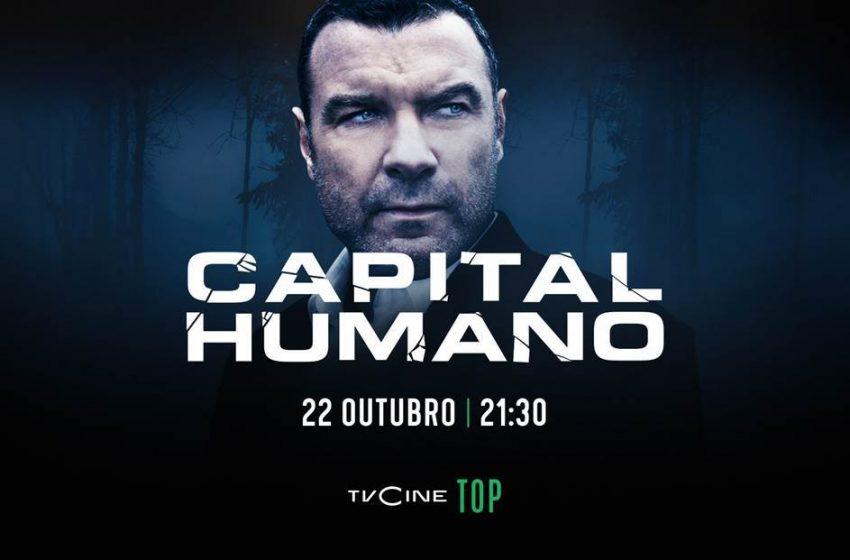 «Capital Humano» estreia em exclusivo no TVCine