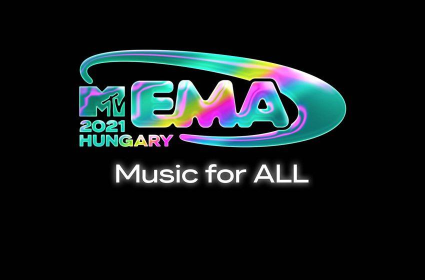 EMA's 2021 MTV