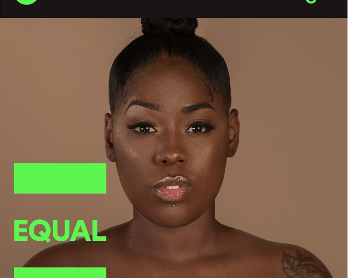 EQUAL: Spotify elege Soraia Ramos a artista do mês de outubro