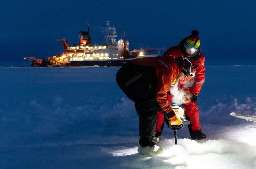 «Expedição ao Ártico: Um Ano no Gelo» estreia no Odisseia