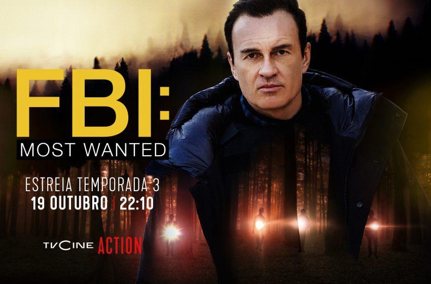Nova temporada de «FBI: Most Wanted» chega a Portugal