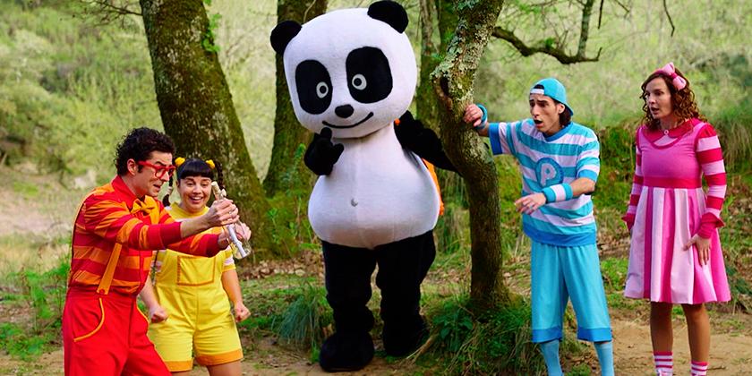 Ilha do Panda