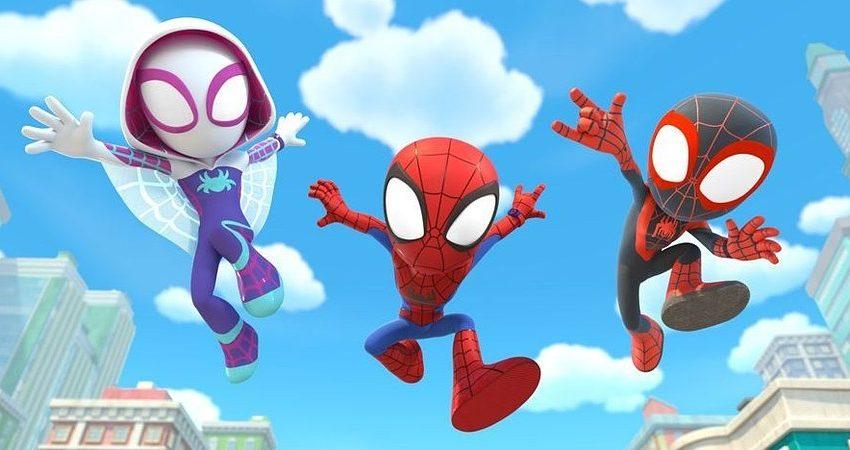 «Spidey»: Disney Junior estreia em exclusivo a sua primeira série Marvel