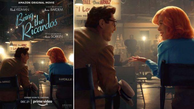 Filme «Being The Ricardos» ganha data de estreia na Amazon Prime Video