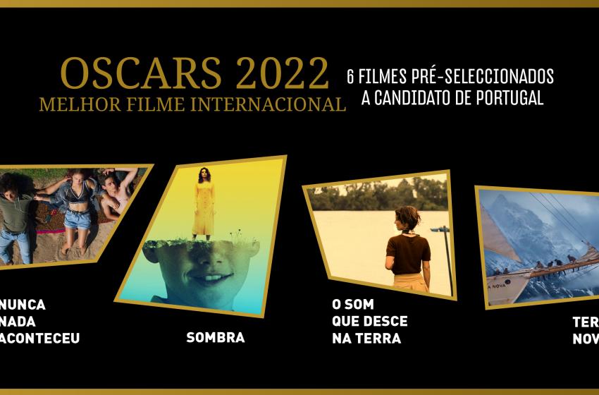 Academia submete seis filmes a votos para candidatura portuguesa aos Óscares