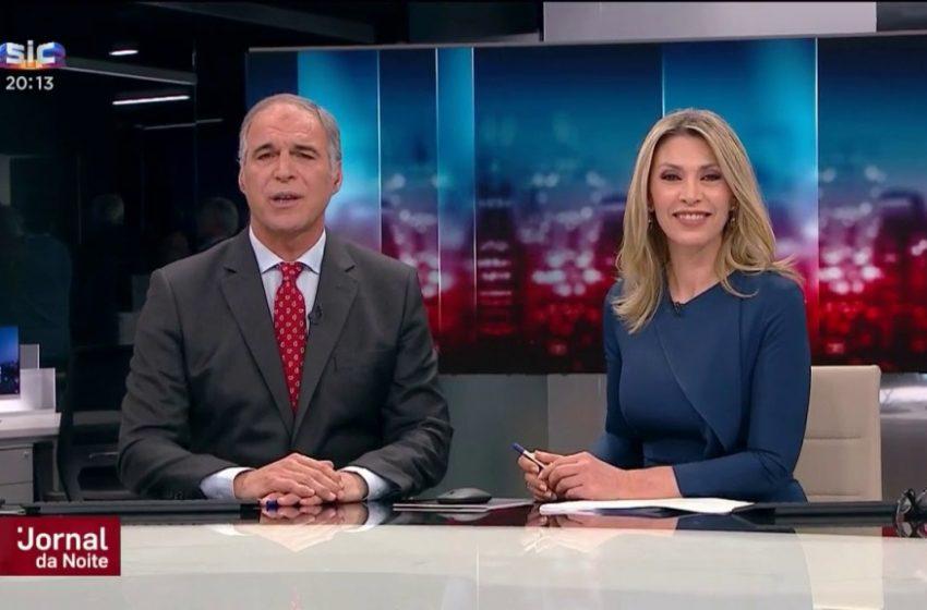«Jornal da Noite» regressa ao posto de programa mais visto do dia