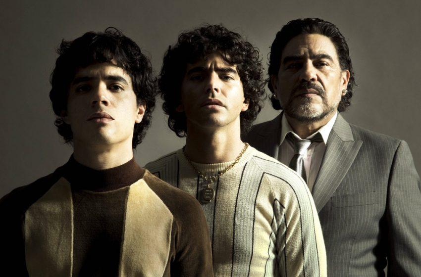 Amazon Prime Video estreia em exclusivo série dedicada a Maradona