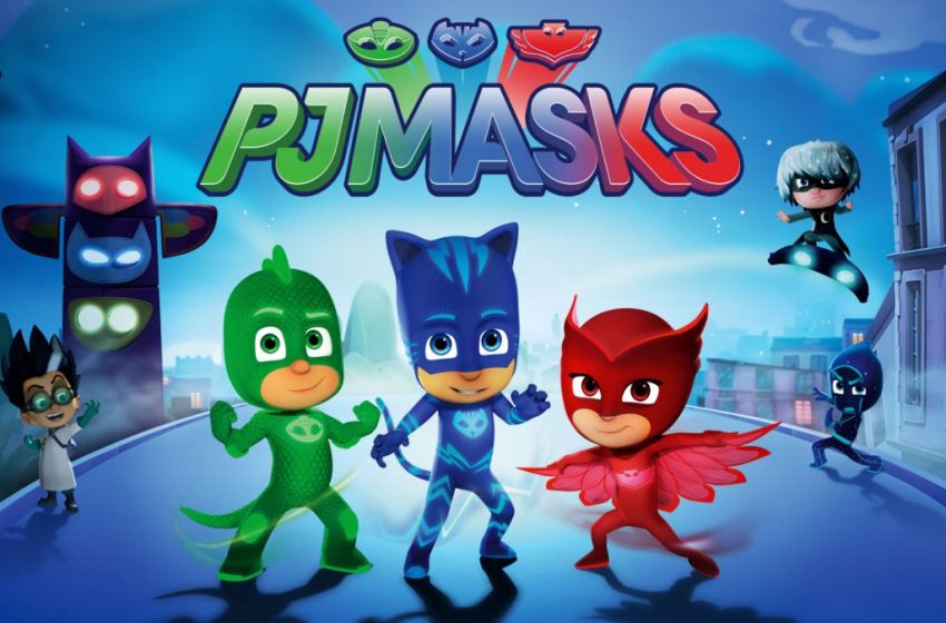 Disney Junior estreia nova temporada de «PJ Masks»