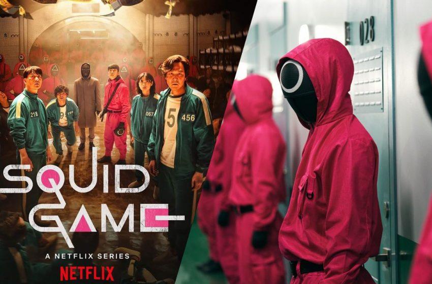 «Squid Game» é oficialmente a série mais vista de sempre na Netflix