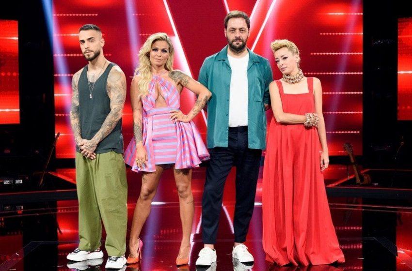 «The Voice Portugal« faz frente ao «Big Brother» e Agricultores