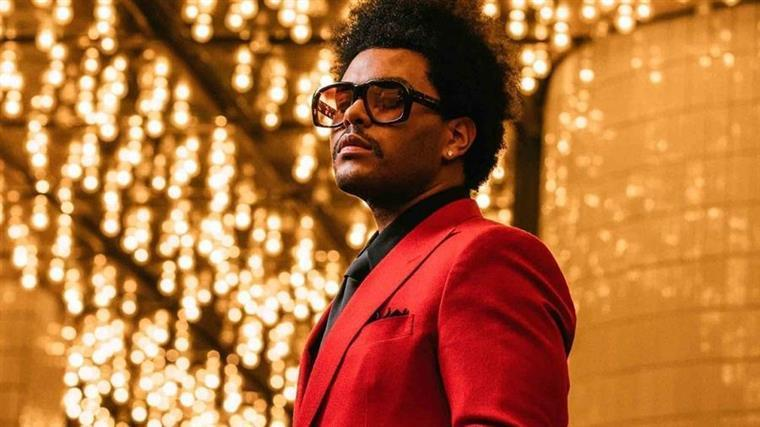 The Weeknd cancela concertos em Portugal