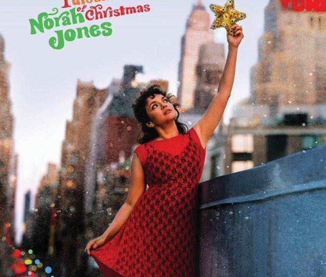 """Norah Jones lança o primeiro álbum de Natal """"I Dream Of Christmas"""""""